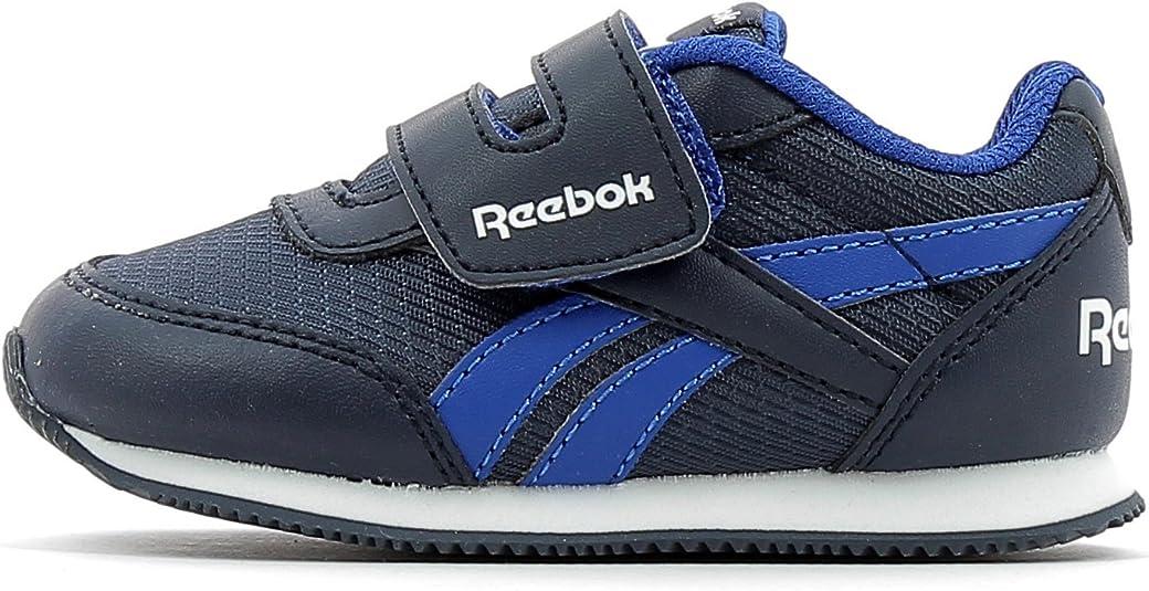 Reebok Royal Cljog 2Rs KC, Zapatillas Unisex bebé, Azul (Collegiate Navy/Vital Blue/White), 21 EU: Amazon.es: Zapatos y complementos