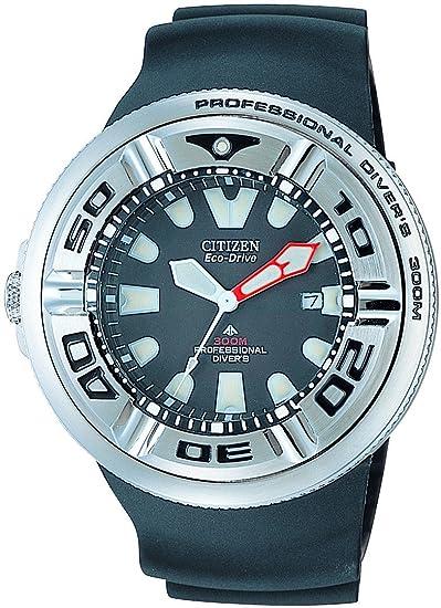 Citizen Promaster-Sea Reloj de buceo para hombres Eco Drive 300m impermeable: Amazon.es: Relojes
