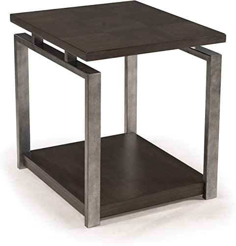 Magnussen T2535 Alton Rectangular End Table