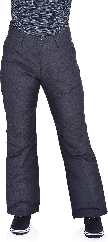 Swiss Alps Women's Waterproof Windproof Breathable Ski Pants: Clothing