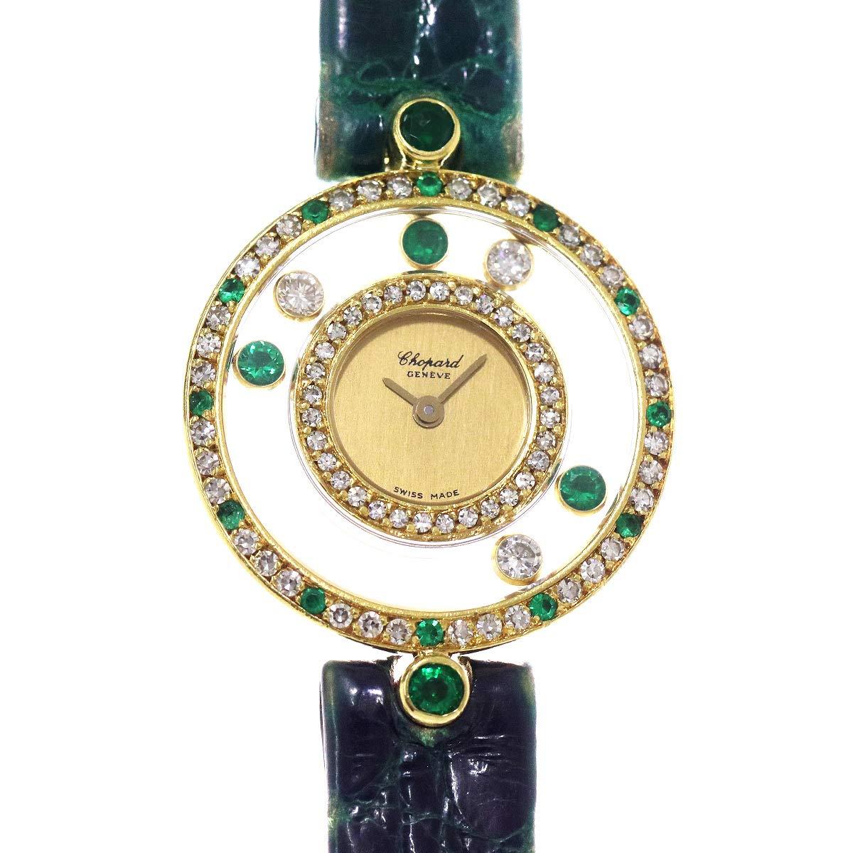 new arrival 3c02a 081c9 Amazon | ショパール Chopard ハッピーダイヤモンド 20 4191 22 ...