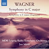 Richard Wagner: Symphony In C Major [MDR Leipzig Radio Symphony Orchestra, Jun Märkl] [Naxos: 8573413]