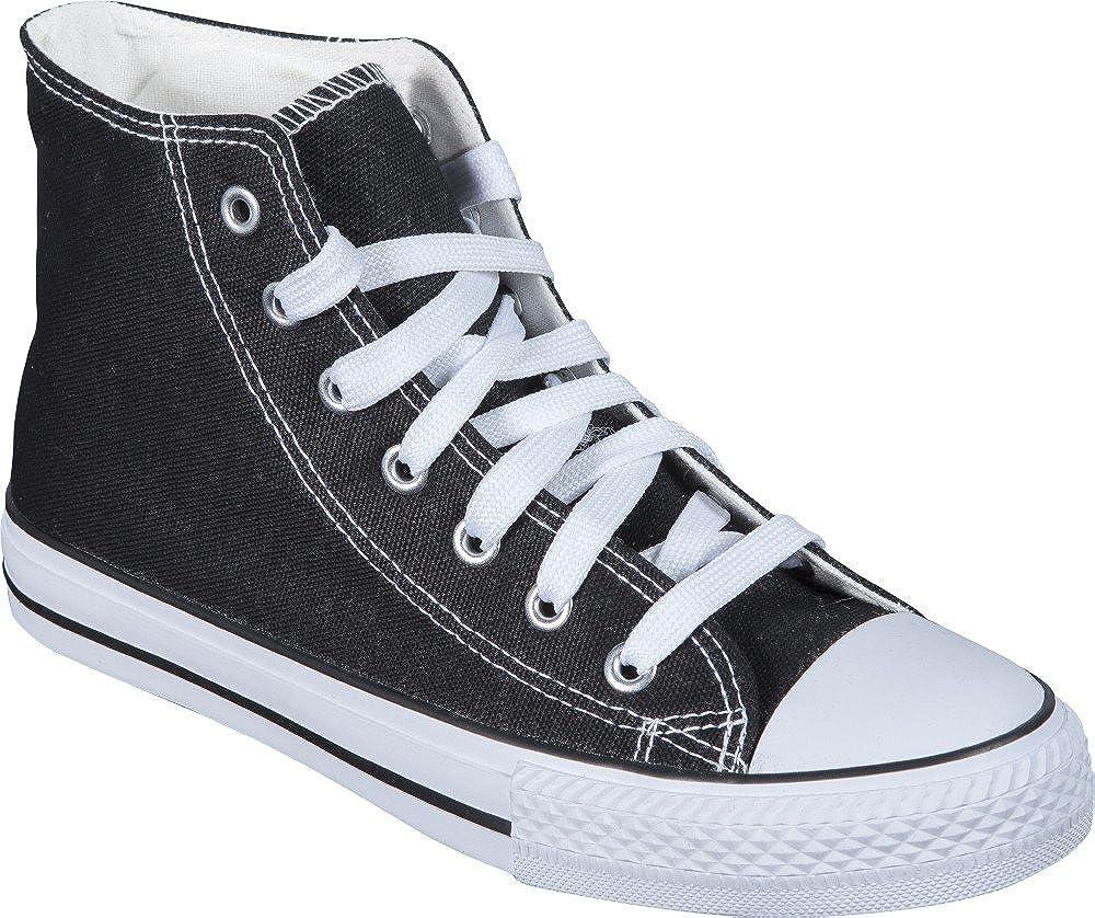 Zapatillas Bota Lona LONETA Tipo Basket: Amazon.es: Zapatos y ...