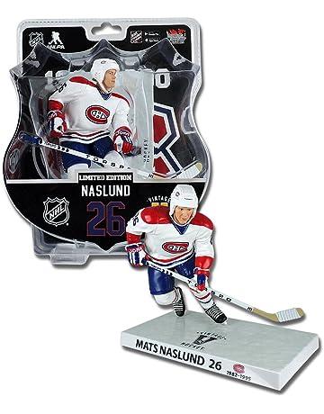 Imports Dragon Mats Naslund Montreal Canadiens Vintage Hockey NHL Figure  WHITE (16 cm) 8fd027177