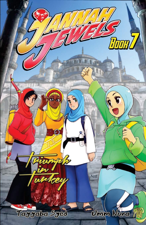 Read Online Jannah Jewels Book 7: Triumph In Turkey (Volume 7) pdf epub