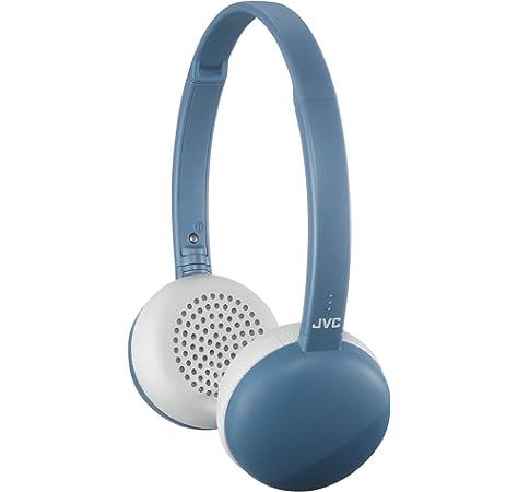 JVC HA-S30BT-A, Auriculares On-Ear, Inalámbrico, Negro y Azul: Jvc: Amazon.es: Electrónica