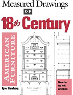 Reproducing Antique Furniture Instructions And Measured Drawings