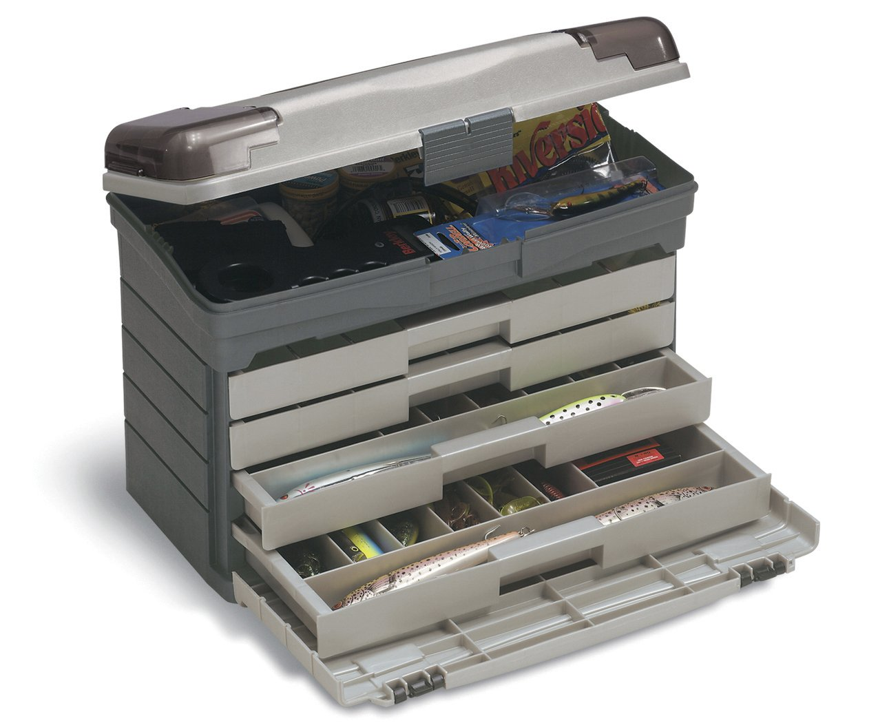Plano Hard Systems 4 Drawer Top Access 757004 by Plano