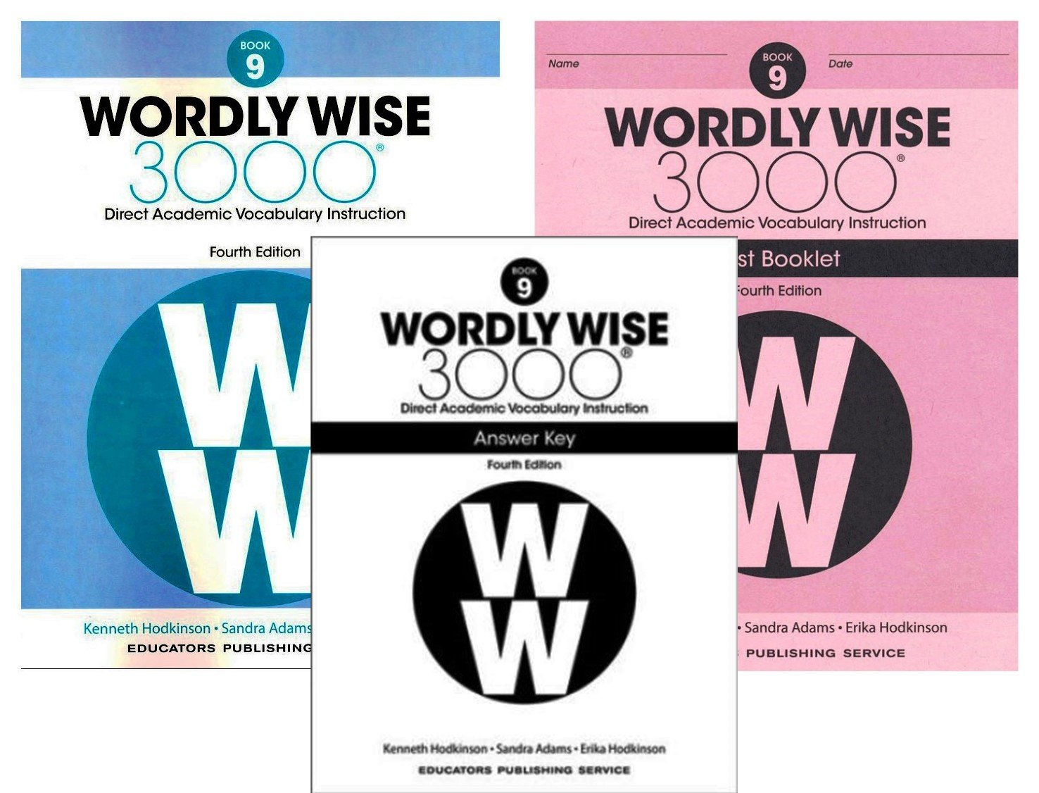 Read Online Wordly Wise 3000® 4th Edition Grade 9 SET -- Student Book, Test Booklet and Answer Key (Direct Academic Vocabulary Instruction) ebook