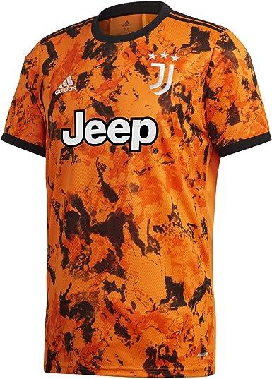 adidas Juve 3 JSY Camiseta 3ª Equipación Juventus 2017-2018 Hombre: Amazon.es: Deportes y aire libre