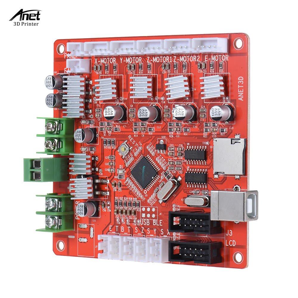 Placa Base Mainboard Para Impresora Anet A6 3d (xam)