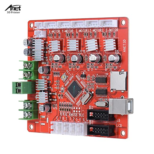 PKA Tablero de Placa Madre Anet A6 DIY Kit de Impresora de ...