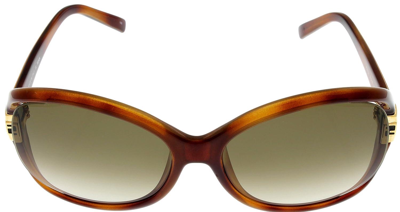 Amazon.com: Fendi anteojos de sol mujer Light Havana fs5152 ...