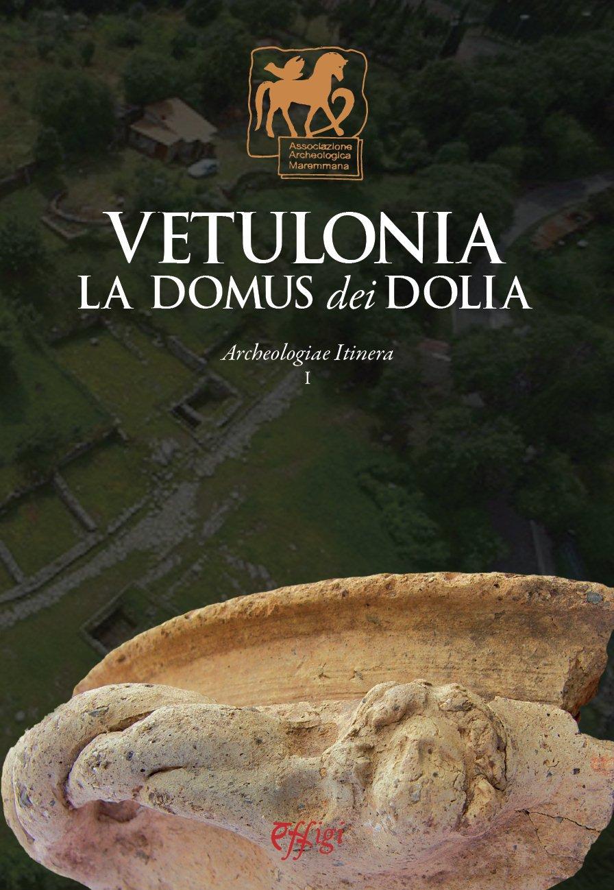 Vetulonia. La Domus dei Dolia. Archeologiae Itinera. Ediz. illustrata: 1 Copertina flessibile – 7 set 2016 G. Agricoli S. Rafanelli S. Carnevali C&P Adver Effigi