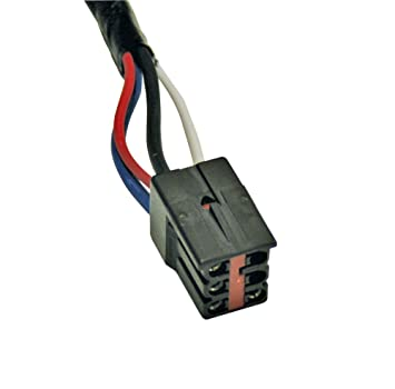 71ZySvDCl2L._SX355_ amazon com reese towpower 7805411 brake control wiring harness reese wiring harness at mifinder.co