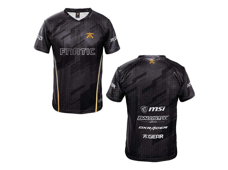 Fnatic Camiseta de Jugador del Equipo 2018 – de Hombre