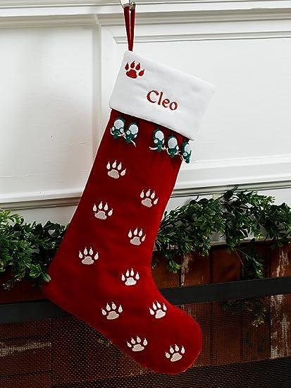 pet christmas stocking cat - Amazon Christmas Stockings