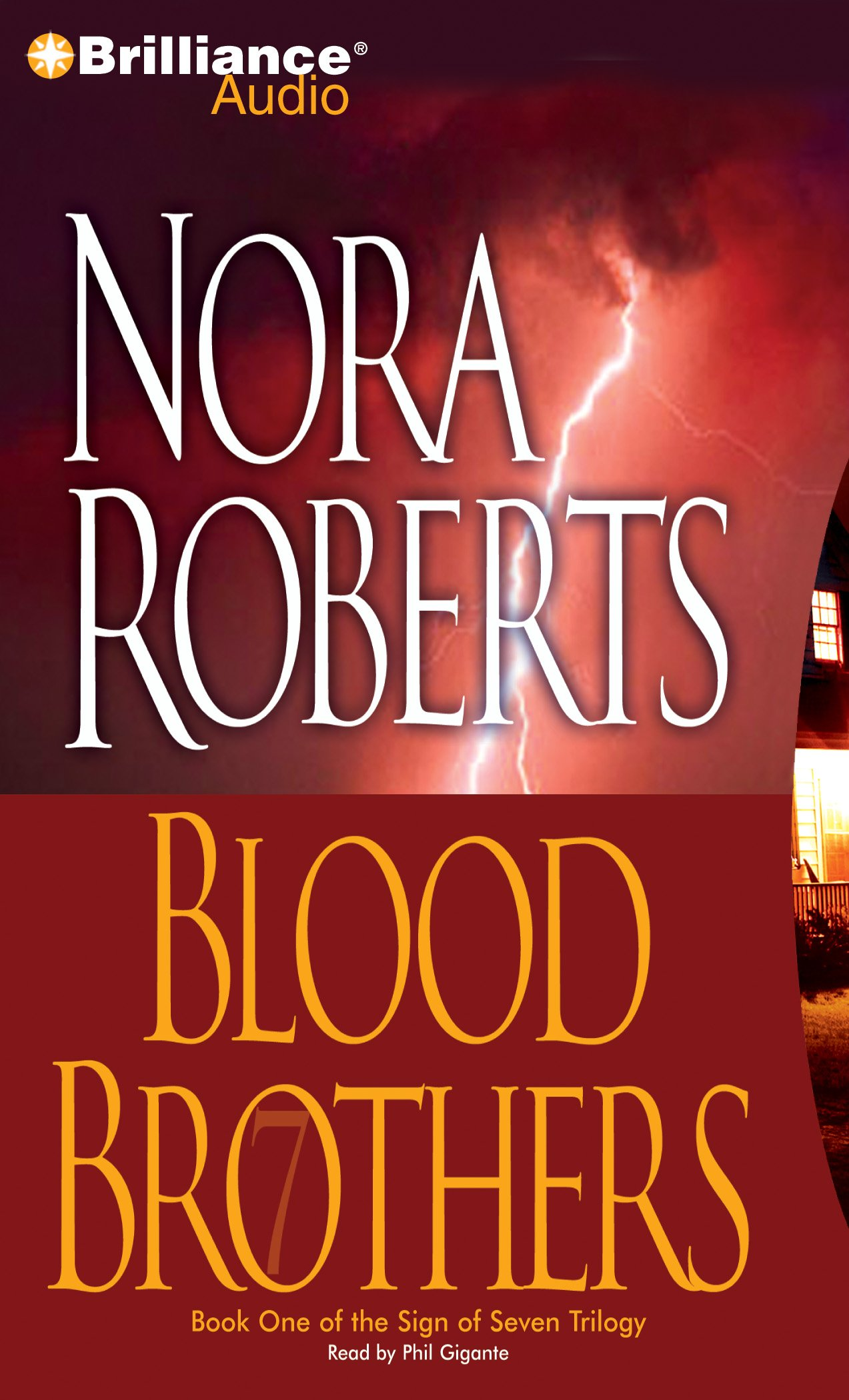 Blood Brothers (Sign of Seven Series): Nora Roberts, Phil Gigante:  9781469234137: Amazon.com: Books