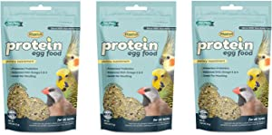 Higgins Protein Egg Food, 5 Ounces, for All Birds (3 Pack - 5 Ounces)
