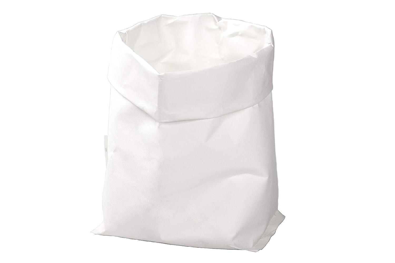 14 cm B/&P Italia Saccotto portapane Fibra di cellulosa Bianco