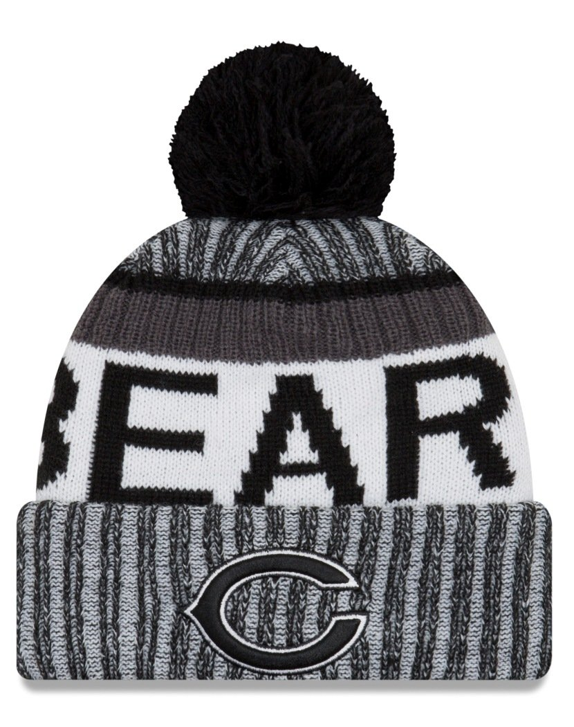 7a006ab6e664f5 NFL Indianapolis Colts Adult Men Cold Weather Black & White Sport Knit  Beanie,OSFA,Black New Era ...