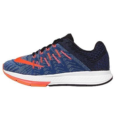 super popular 08b8f 5f3a8 Nike Womens WMNS Air Zoom Elite 8, Racer BlueHyper Orange-SAIL-Black, 12  US Amazon.in Shoes  Handbags