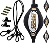 RDX Double End Speed Ball Bag Maya Hide Leather