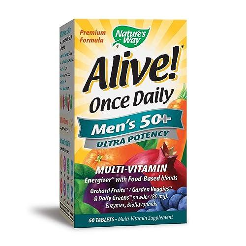 Nature's Way Alive Ultra Potency Tablets