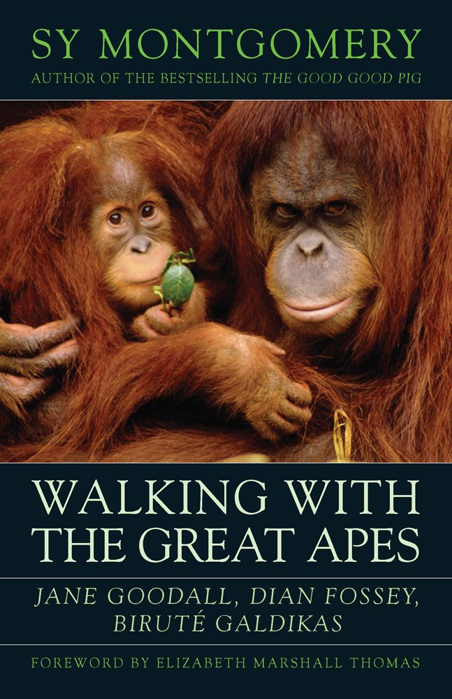 Download Walking with the Great Apes: Jane Goodall, Dian Fossey, Biruté Galdikas pdf epub
