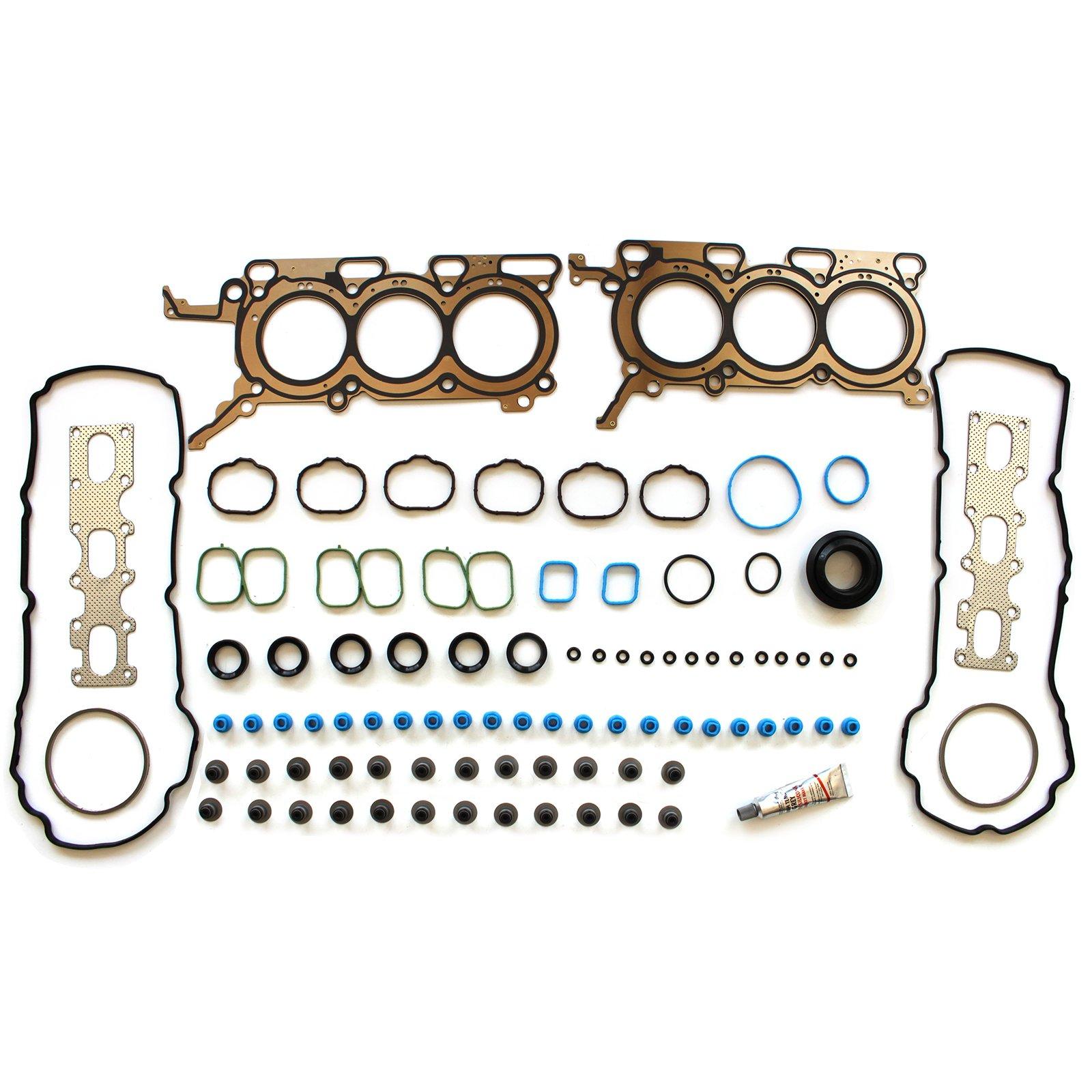 Head Gasket Set Kit Fit For 2002-2005 BUICK RENDEZVOUS 3.4L 207CID V6 OHV