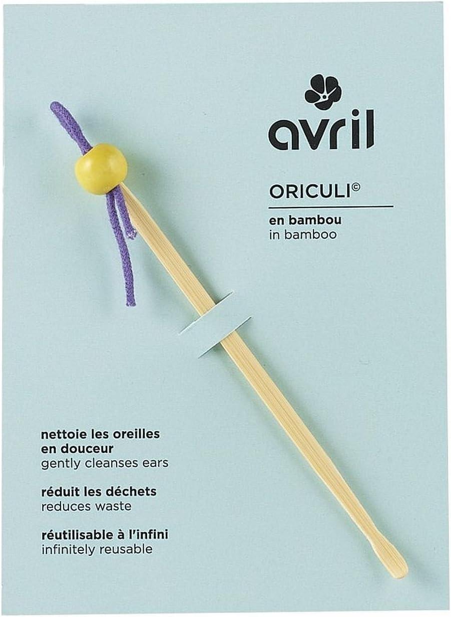 Avril Oriculi en bambou: Amazon.fr: HygiÚne et Soins du corps
