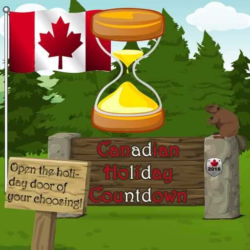 Canadian Holiday Countdown - Fathers Canada Day