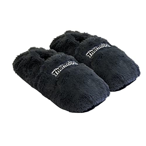 Zapatillas térmicas Pantuflas de Granos para el microondas y el Horno - Zapatillas para microondas Pantuflas térmicas