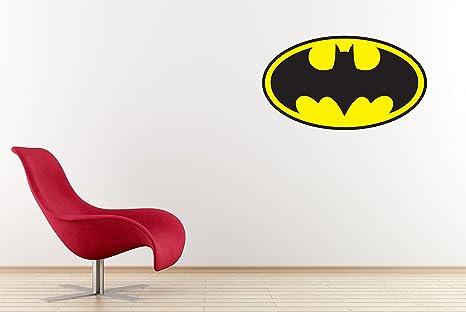 Amazon Batman Logo Wall Decal Sticker Sports Outdoors