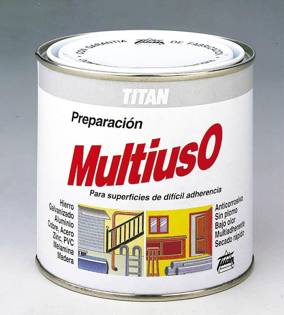 TITAN - Imprimacion Multiuso Blanco Titan 125 Ml