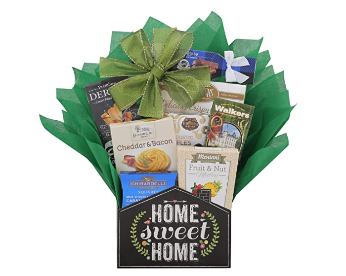 Los 10 Welcome Home Gift Basket