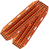MAXTRAX XTREME Orange Recovery Boards with Black Metal Teeth