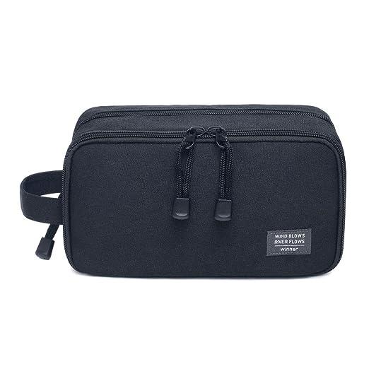 3d7504c637 Amazon.com  JORYEE Men s Toiletry Bag