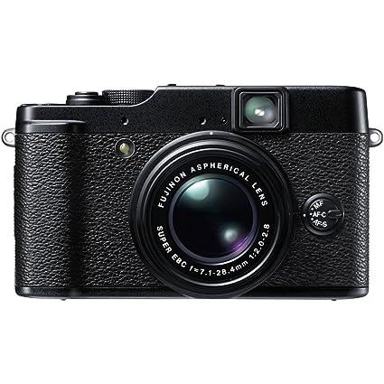 amazon com fujifilm x10 12 mp exr cmos digital camera with f2 0 f2 rh amazon com Fujifilm FinePix XP Fujifilm FinePix S-Series