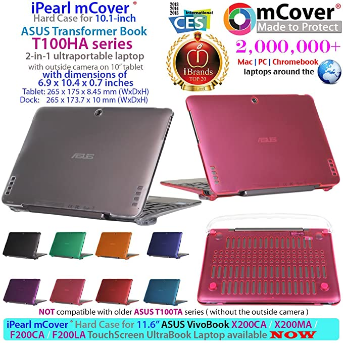 mCover iPearl Hard Shell Case for 10.1