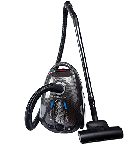 Galaxy 1150 Canister Vacuum Cleaner – Made in Germany – Variable Speed Motor – HEPA Filtration