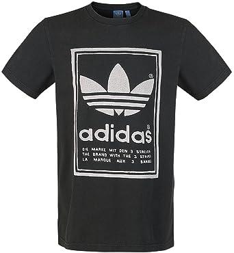 fcdd7fb63ff5 adidas Originals Mens Japan Archive T-Shirt in Black: adidas ...