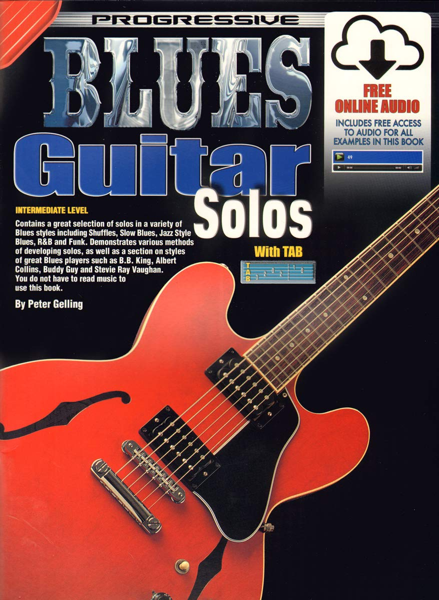 Progressive Blues Guitar Solos: Amazon.es: Peter Gelling: Libros en idiomas extranjeros
