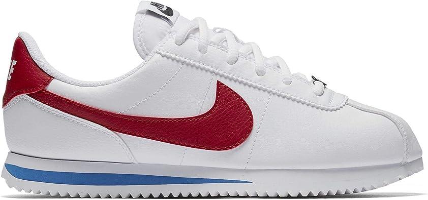 NIKE Cortez Basic SL (GS), Zapatillas de Deporte Unisex Niños: Amazon.es: Zapatos y complementos