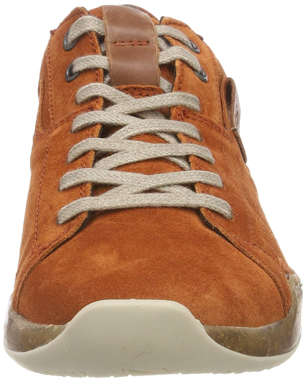 Josef 01 Seibel Damen Ricky 01 Josef Sneaker Orange (Orange 840) 0504a3