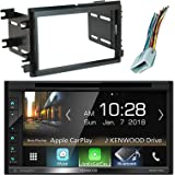 kenwood ddx6703s 6 2 inch touchscreen double. Black Bedroom Furniture Sets. Home Design Ideas