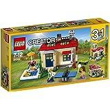 レゴ(LEGO)クリエイター プールサイドの休日 31067