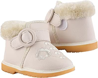 Half Boot for Girls Faux Leather Casual