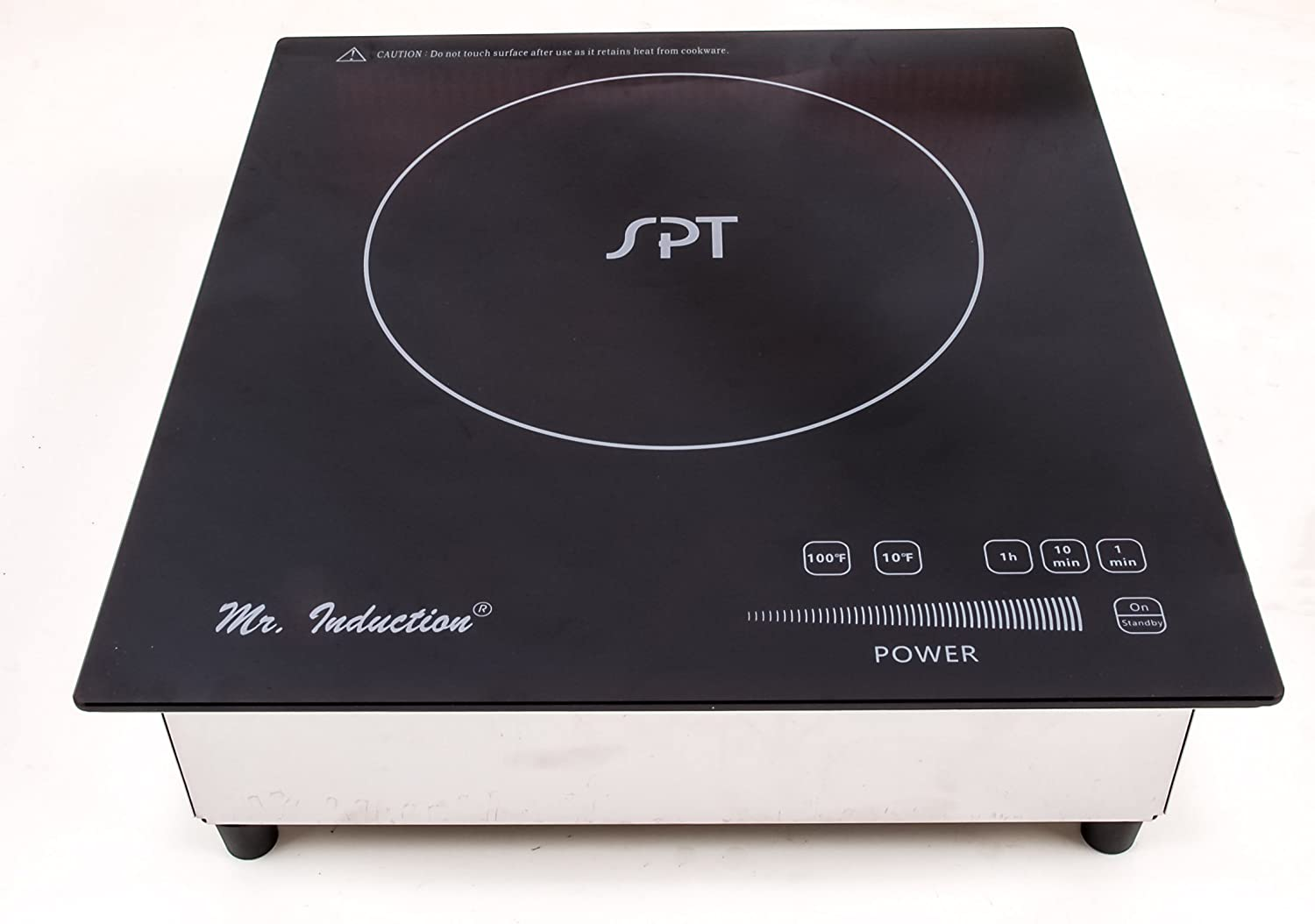 SR-187RT COMMERICAL 1800W BUILT-IN INDUCTION COOKER