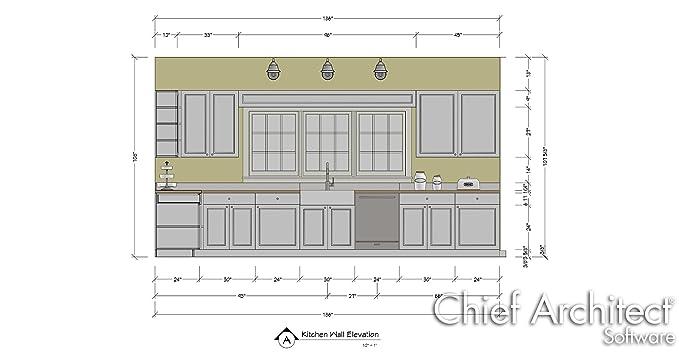 Amazon.com: Chief Architect Home Designer Architectural 2019: Software